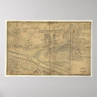 Batalla de Trenton Posters