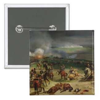 Batalla de Valmy, el 20 de septiembre de 1792, 183 Pin Cuadrado