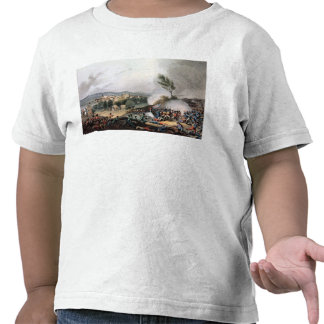 Batalla de Vittoria, grabada al agua fuerte por I. Camiseta