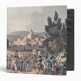 Batalla de Vittoria, trayendo en los presos