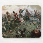 Batalla de Waterloo, el 18 de junio de 1815, 1898  Mousepad