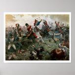 Batalla de Waterloo, el 18 de junio de 1815, 1898  Posters