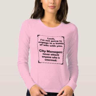 Batalla del administrador municipal de los camisas