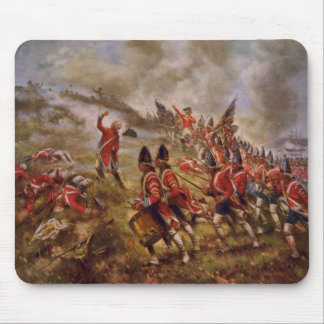 Batalla del Bunker Hill Tapetes De Ratones