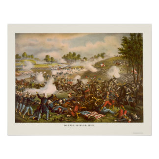 Batalla del encierro de Kurz y de Allison 1889 Impresiones