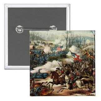 Batalla del guisante Ridge Pin Cuadrado