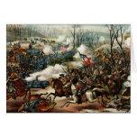 Batalla del guisante Ridge Tarjetas