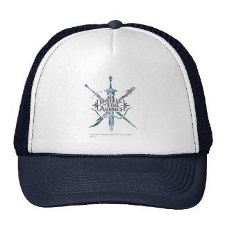BATALLA del logotipo de CINCO ARMIES™ Gorras