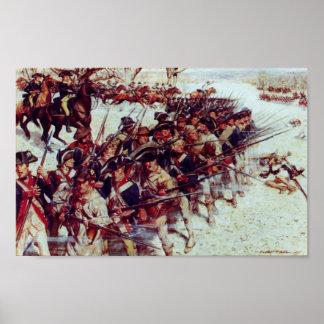 Batalla del Palacio de Justicia de Guilford Póster