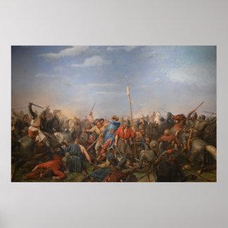 Batalla del puente de Stamford Póster