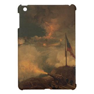 Batalla del puerto el Hudson iPad Mini Funda