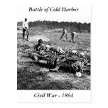 Batalla del puerto frío, 1864 tarjeta postal