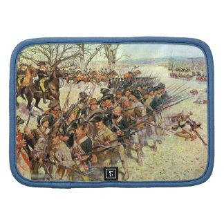 Batalla del tribunal de Guiliford Planificadores