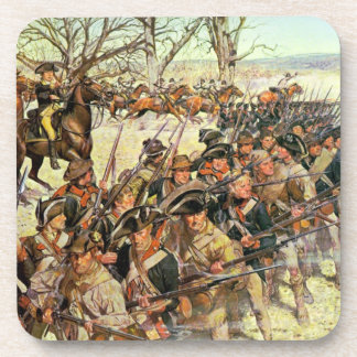 Batalla del tribunal de Guiliford Posavasos