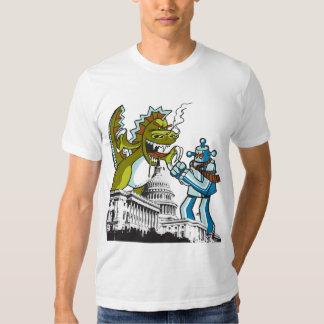 Batalla en Capitol Hill (S.A.M. contra Smokie) Camisas