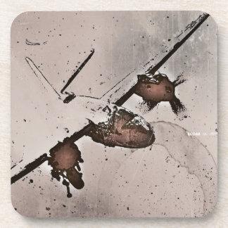 Batalla en el cielo WWII Posavasos De Bebidas