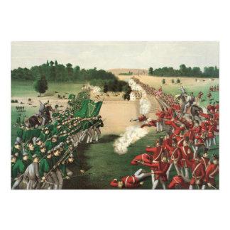 Batalla feniana de las incursiones de la piedra ca comunicado