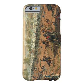 Batalla Gettysburg Hancock en Gettysbug Thulstrup Funda De iPhone 6 Slim