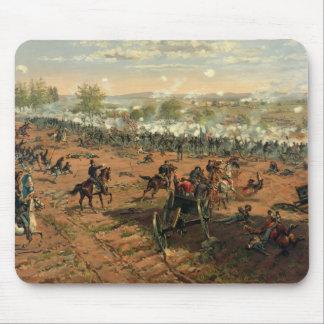 Batalla Gettysburg Hancock en Gettysbug Thulstrup Alfombrilla De Ratones
