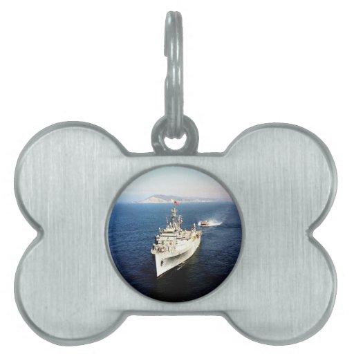 batalla los E.E.U.U. de las naves de los buques de Placa Mascota