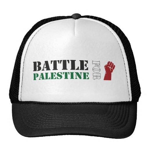 Batalla para Palestina Gorros