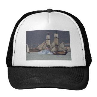 batalla-reconstrucción-en--san-deigo-marítimo-muse gorras de camionero