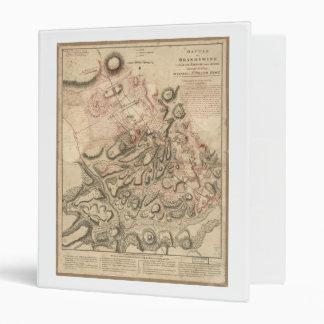 """Batalla revolucionaria de la guerra del mapa de carpeta 1"""""""