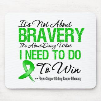 Batalla v2 del cáncer del riñón tapetes de ratón
