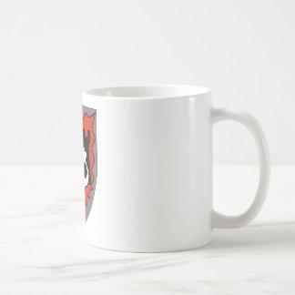 Batallón de 83 ingenieros tazas de café