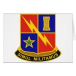 Batallón especial de las tropas, 1 equipo de comba tarjeton