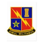 Batallón especial de las tropas, 1 equipo de comba tarjeta postal
