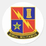 Batallón especial de las tropas, 1 equipo de etiqueta redonda