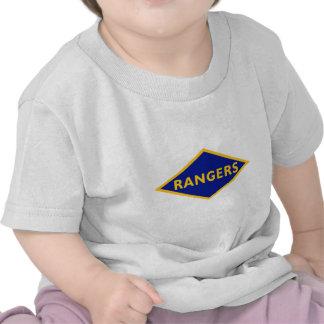 Batallones del guardabosques camiseta