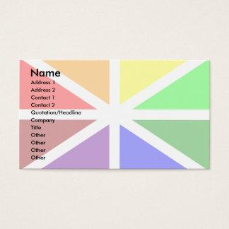 Batasuna Flag Business Card