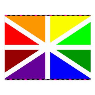Batasuna Flag Postcard