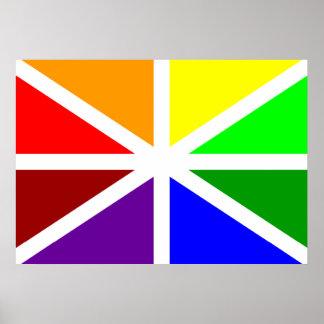 Batasuna Flag Poster