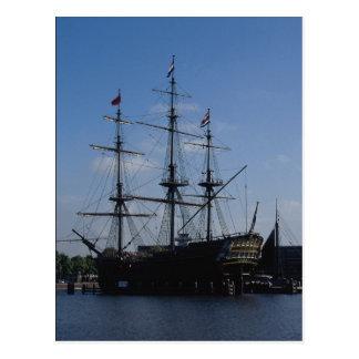 "Batavia"", Amsterdam Postales"