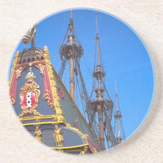 Batavia - nave del este holandesa de los indies posavasos diseño