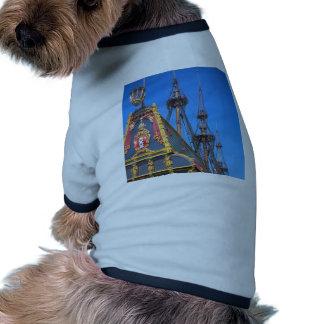 Batavia - nave del este holandesa de los indies camisetas mascota