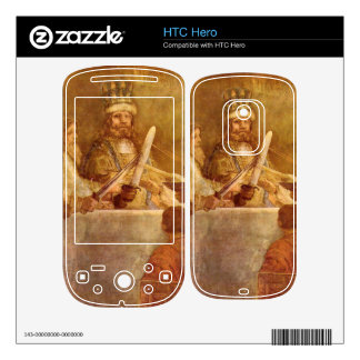 Batavian conspiracy, detail by Rembrandt Skins For The HTC Hero