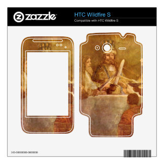 Batavian conspiracy, detail by Rembrandt Decals For HTC Wildfire S