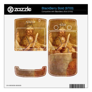 Batavian conspiracy, detail by Rembrandt Skin For BlackBerry