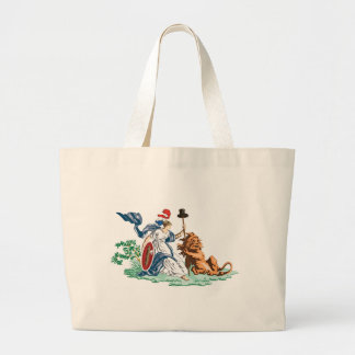 Batavian Republic Jack (1797-1806) Jumbo Tote Bag