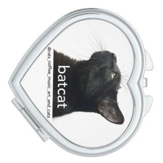 Batcat Compact Mirror <3