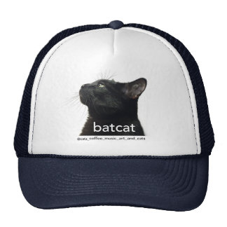 Batcat: trucker hat