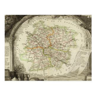Batch and Garonne Postcard