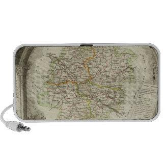 Batch and Garonne Travelling Speaker