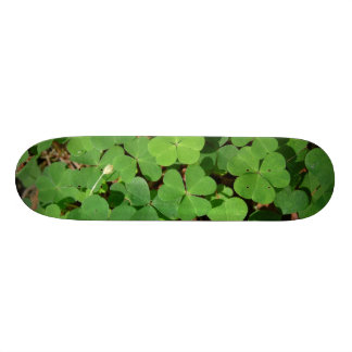 Batch of Clovers Skateboard