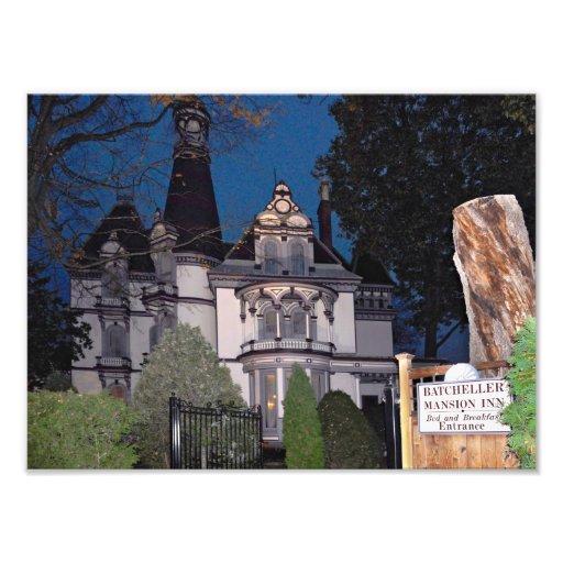 Batcheller Mansion Inn Photo Print