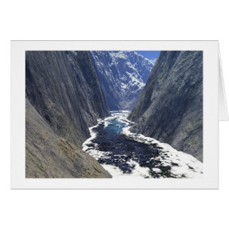 Batcher Ravine Card